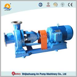 Open Impeller China Energy Saving Centrifugal Horziotnal Paper Pulp Pump