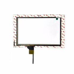 7 Inch Customized Capacitive Touch Screen with Goodix IC for Ganter Insturment