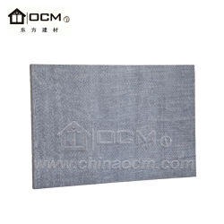 No Sweating Home Decorative Fireproof Material MGO Board