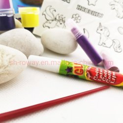 Children Rock Painting Art DIY Creative Educational Toy