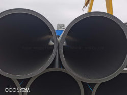 HDPE PE 100 High Density Polyethylene Floating Water Mud Slurry Sand Gas Oil Dredging Dredge Mining Supply Pipe