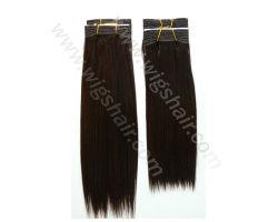 Long Straight Brazilian Human Hair Weaving
