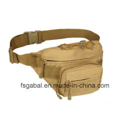 600d Oxford Outdoor Camouflage Army Sports Hiking Riding Waist Bag