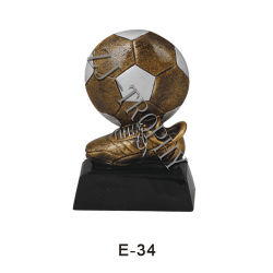 Resin Sports Crafts E-34