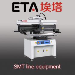 Semi-Auto Paste Screen Printer Facotry Price P12