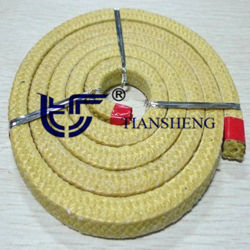Aramid Fiber with PTFE Dipped Braided Packings