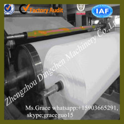 30 Years Experiences Reliable Virgin Wood Pulp 3tpd Toilet Tissue Paper Manufacturing Machinery Price