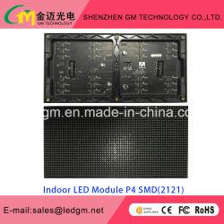 Wholesale Price P4 Indoor Advertising Media Vision LED Screen Display