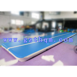 0.55mm PVC Inflatable Tumble Track for Custom/Inflatable Air Track Gymnastics