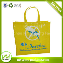 Competitive Price Waterproof OPP Laminated PP Woven Beach Bag