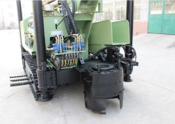 Steel Crawler Deep Water Well Drilling Rig, Hf300y Bore Well Drilling Equipment in Africa Market for Water Well Project
