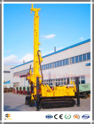 Hot Selling High Efficient Hydraulic Crawler Water Well Drilling Equipment