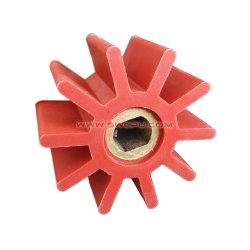 Custom Wear Resistant Viton Slurry Pump Rubber Liner Impeller for Mud Pump