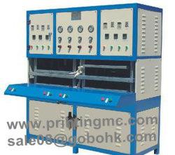 Special Designed Kpu Shoe Upper Cover Molding Machine