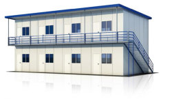 ISO/SGS Standard Prefabricated Site Office In Construction Site