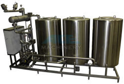 Safe Quality and Good Price /Hot Sale Automatic CIP Cleaning System Hot Sales Good Quality CIP Cleaning System