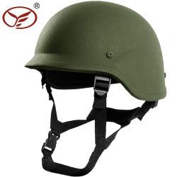 Factory Safety Pasgt Nijiiia Bulletproof Helmet with Intercom System