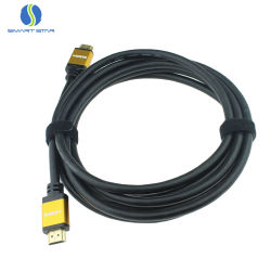 High Speed Gold Plated 4K 2.0 19pin HDMI Cable for PS2 Wholesale Computer Video