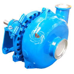 6 Inch 4 Inch Highly Abrasive Resistant Slurry Sand Suction Dredge Pump