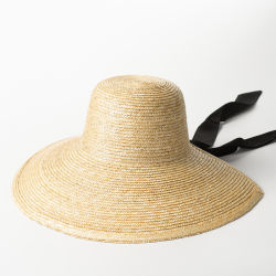 Wholesale Plain Floppy Women s Summer Fashion Straw Hat f980d5db805d