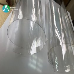 China Factory Clear Pet Sheet Material for Fruit Packing