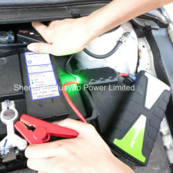 800A Peak Portable Car Jump Starter Emergency Battery Booster Pack