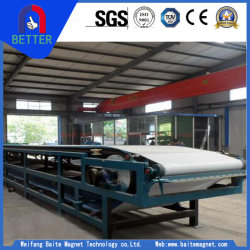 ISO/Ce Certificate Wg Setris Vacuum Belt/Mine/Slurry Filter for Thickening/Dewatering The Materials