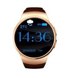Smart Watch TPU Strap Bluetooth Card Putting High Quality Watch Mobile Phone for Sport