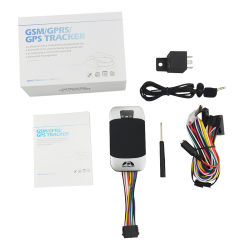 Waterproof Motorcycle GPS Tracker and Car Tracking System GPS 303f