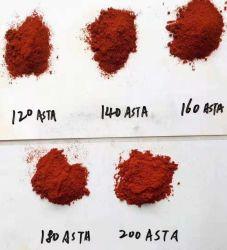 Dehydrated Dried Condiment Paprika Powder Asta 160