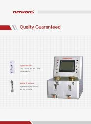 Oil Well Cementing Lab Equipment with Japanese Nkk Switch Atmospheric Consistometer