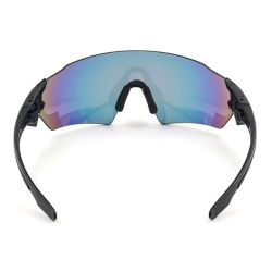 Outdoor Boots Custom Logo UV400 Bulletproof Paint Polarized Military Glasses with Rx Insert for Artillery