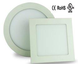 3W 6W 9W 12W 15W 18W Round Square LED Ceiling Panel