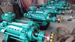 110kw Industrial Multistage Booster Pump for Fire Fighting