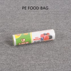 PE Freshness Protection Package /Food PE Plastic Bag on Roll
