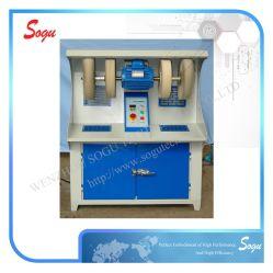 Double Head Dust Collecting Speed Adjustment Shoe Polishing Machine