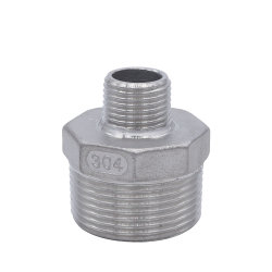 OEM Custom Precision Lost Waxsteel Casting Pipe Fitting Part