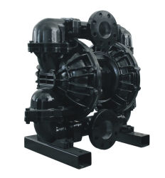 Rd 80 High Suction Lift Pneumatic Diaphragm Slurry Pump