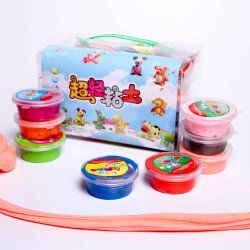 Kids Children Promotion Gift Building Toy Magic Sand