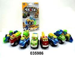 Mini Die Cast Car Toy Metal Pull Back Car (035986)