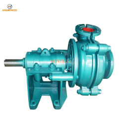 China Horizontal Rubber R55 Slurry Pump for Mining