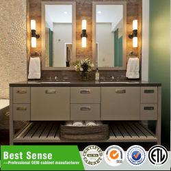 Chinese Factory Solid Wood Custom Bathroom Furniture
