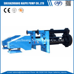 Single-Stage Pump Structure and Electric Power Mining Slurry Pump (150SV-SPR)