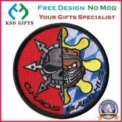 Quality Custom Eco Friendly Logo Design Iron on Patches