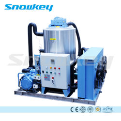Industrial Slurry Ice Machines for Fishery