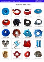 Anti-Acid Wear-Resistant Vertical Slurry Pump Parts