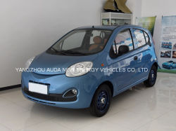 Multi-Color High Speed Electric Car with 4 Seats