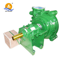 Hydraulic Anti Abrasive Caustic Mining Slurry Pump