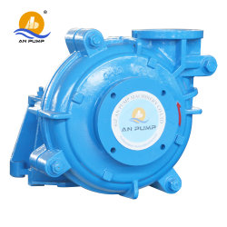 Hydraulic Anti Abrasive Caustic Mining Mineral Slurry Pump Factory