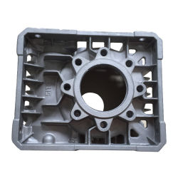 Aluminum Alloy Die Casting with Short Lead Time